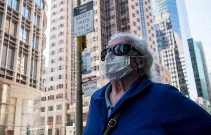 الولايات المتحدة .. 90.155 إصابة و1.055 حالة وفاة بكورونا
