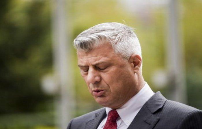 رئيس كوسوفو يستقيل من منصبه بعد اتهامه بارتكاب جرائم حرب