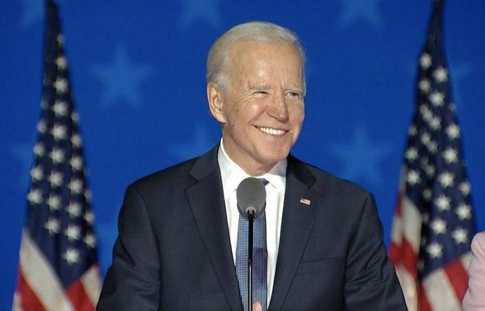 """""""جو بايدن"""" مغرداً: سنفوز في انتخابات الرئاسة الأمريكية"""