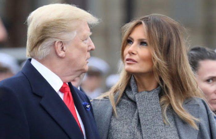 """زوجة """"ترامب"""" تنصحه بالاعتراف بخسارة الانتخابات الرئاسية"""
