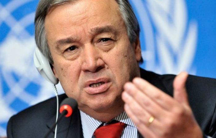 الأمين العام للأمم المتحدة يجدد الدعوة لوقف إطلاق النار والتضامن للقضاء على جائحة كورونا