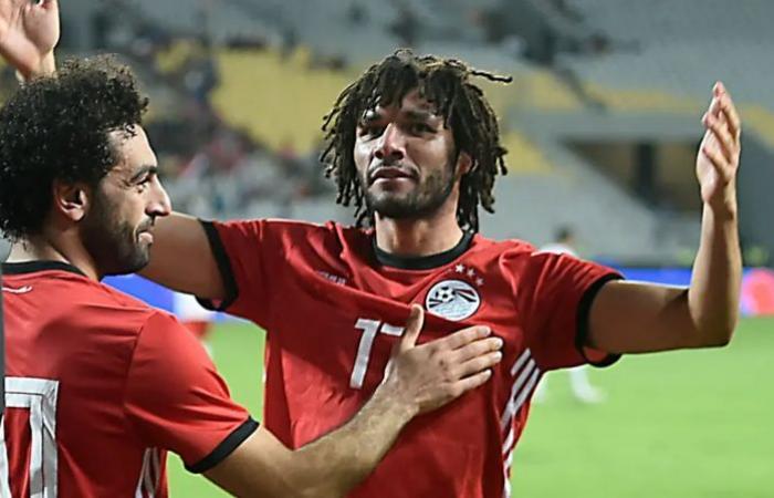 الاتحاد المصري يكشف عن نتيجة مسحة كورونا الثانية لمحمد صلاح والنني