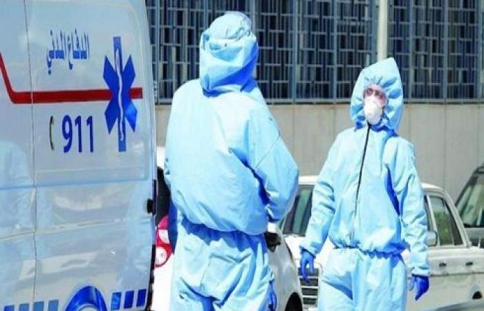 4940 اصابة جديدة بفيروس كورونا و 63 حالة وفاة في الاردن