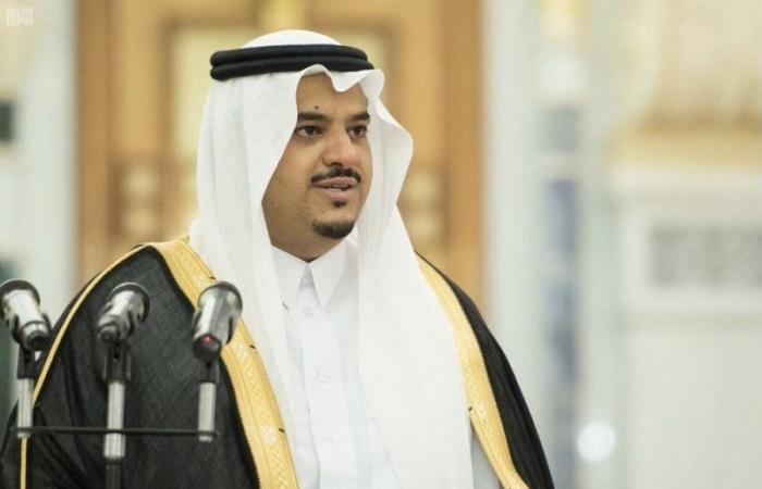 نائب أمير الرياض يهنئ القيادة بمناسبة نجاح قمة العشرين