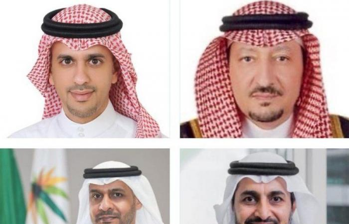 نواب عددٍ من الوزارات يهنئون بنجاح قمة العشرين: وطن متألق بقيادته الحكيمة