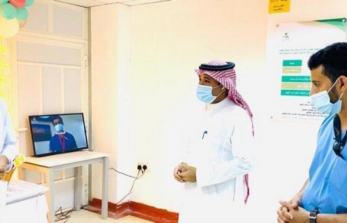 """مستشفى صامطة يطلق مبادرة """"ساعة آمنة"""" لتوعية الكادر التمريضي"""