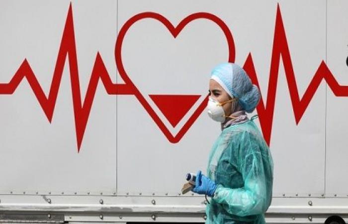 تسجيل 3108 اصابة جديدة بفيروس كورونا و 56 وفاة في الاردن