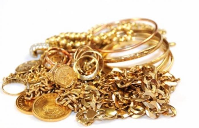 سعر الذهب اليوم الجمعة