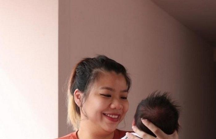 أصيبت بكورونا أثناء حملها.. وعثر الأطباء على شيء غريب في جسم المولود