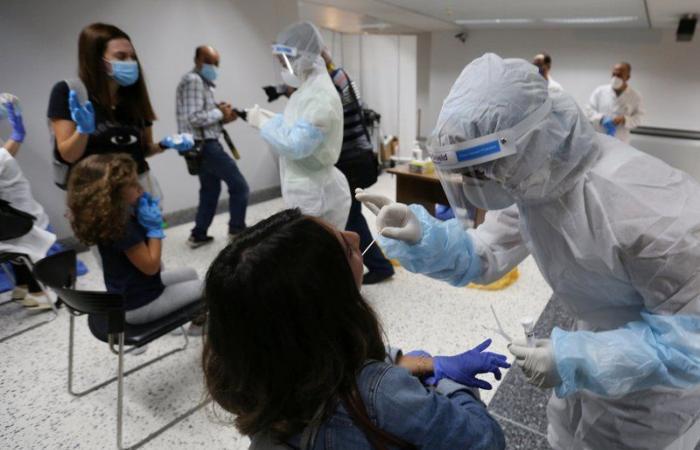 """لبنان تسجل 1266 حالة جديدة بـ""""كورونا"""" و13 حالة وفاة"""