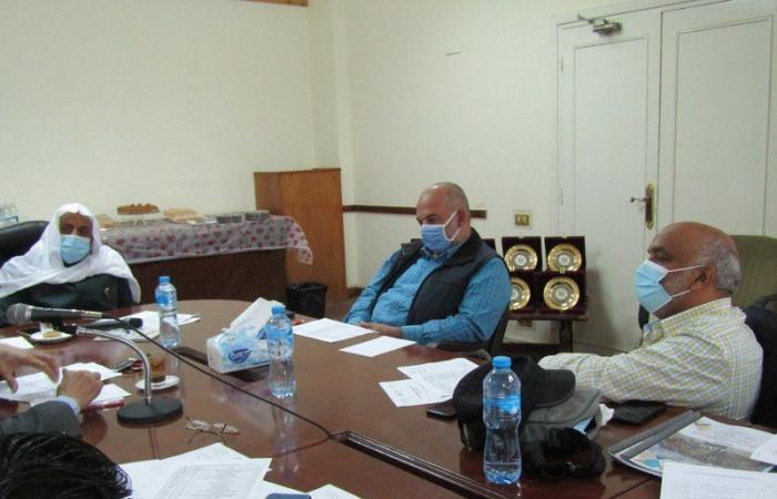 المجلس العالمي للدعوة والإغاثة يكرّم الندوة العالمية بالقاهرة