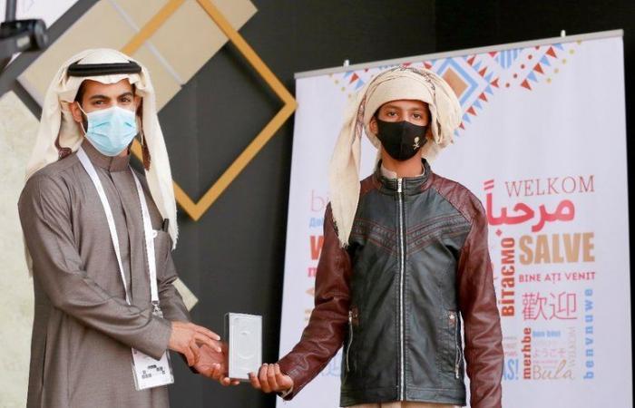 مهرجان عبدالعزيز للإبل يخصص جائزة للجمهور