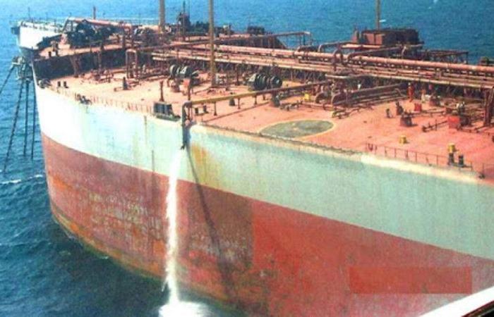 """مصدر في """"صافر"""": أُبلغنا رسميًّا بنيّة تقييم وصيانة خفيفة للسفينة"""