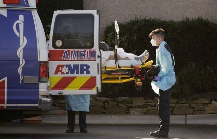"""الولايات المتحدة.. 247,071 إصابة جديدة و3,683 وفاة بـ""""كورونا"""""""