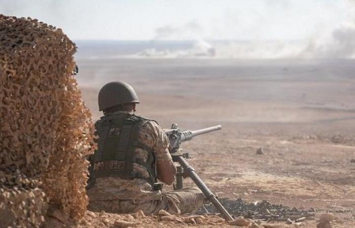 احباط محاولة تسلل من الاردن الى سوريا