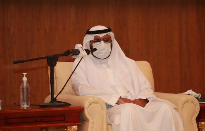 رئيس جامعة شقراء: لن نسمح لأحد أن يلوث عقول الشباب بالفكر الضال