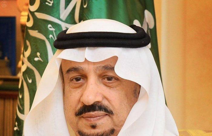 """أمير الرياض يعزي ذوي الشهيدين """"الحربي"""" و""""الشيباني"""""""
