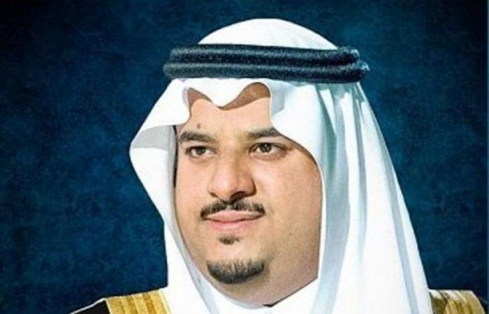 """نائب أمير الرياض يعزي ذوي الشهيدين """"الحربي"""" و""""الشيباني"""""""