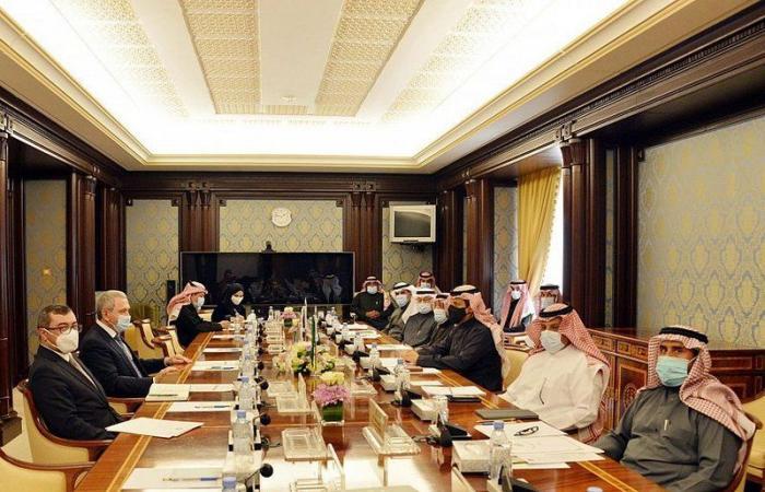 """""""شورى الصداقة السعودية الأذربيجانية"""" تستعرض العلاقات البرلمانية المشتركة"""