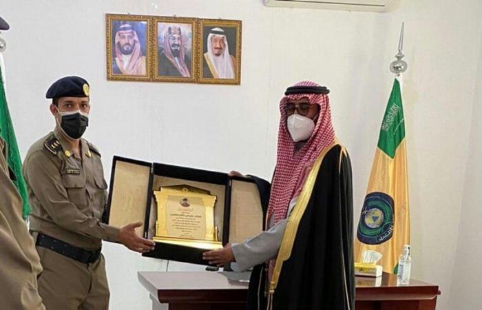 بالصور.. افتتاح فرع الدفاع المدني على طريق الرياض- بيشة