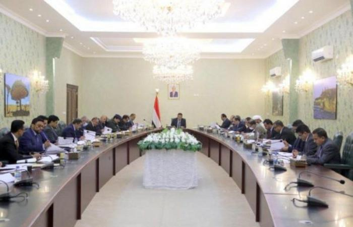 """""""الوزراء اليمني"""" يثمِّن دور السعودية في إجهاض المشروع الإيراني ودعمها السخي في """"مؤتمر المانحين"""""""