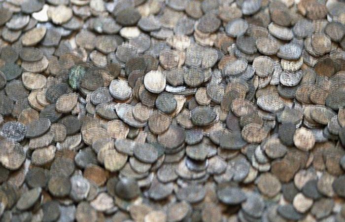 عمره نحو 1.100 عام .. علماء روس يعثرون على كنز من العملات العربية
