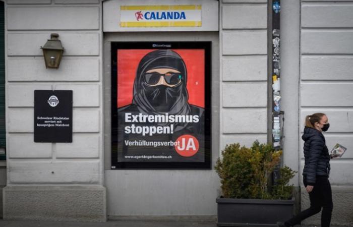 رغم أن ارتداءه نادر.. السويسريون يصوّتون على حظر النقاب في الأماكن العامة