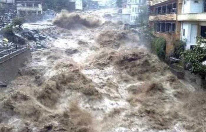 الجزائر.. الفيضانات تودي بحياة 6 أشخاص بينهم طفلان اثنان