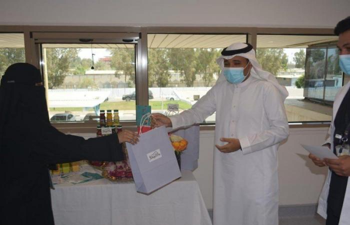 """مستشفى صامطة العام يطلق """"غذاؤك في رمضان"""""""
