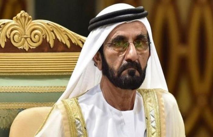 ابن راشد : الأردن عمق عربي صامد بحكمة قيادته والتفاف شعبه