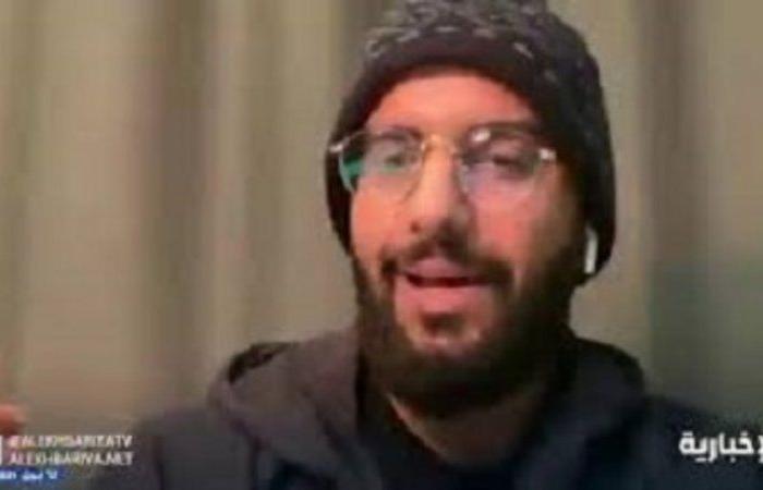 بالفيديو.. مبتعث سعودي ينقذ جاره الأسترالي بعد نشوب حريق في منزله