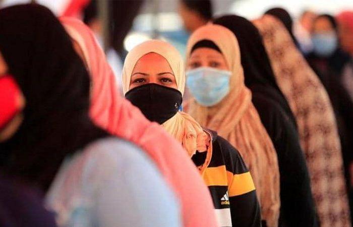 خلال 24 ساعة.. مصر تسجّل 812 إصابة جديدة و40 وفاة بكورونا