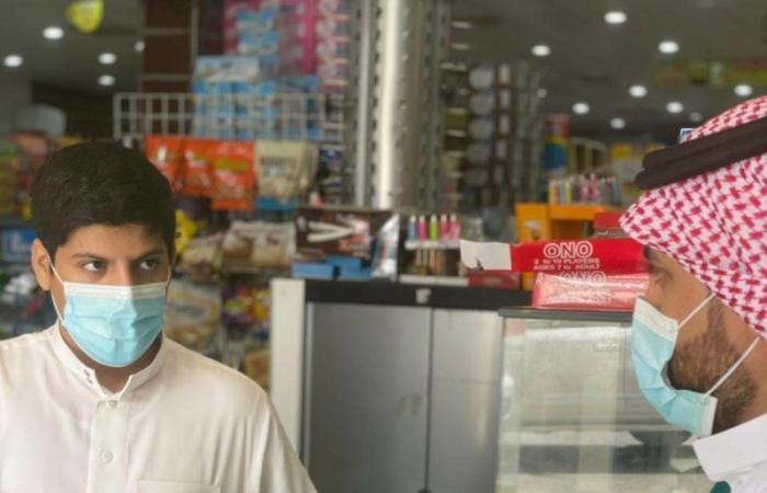 حائل.. حملة لتوعية العمالة بالفترة التصحيحية لمخالفي مكافحة التستر التجاري