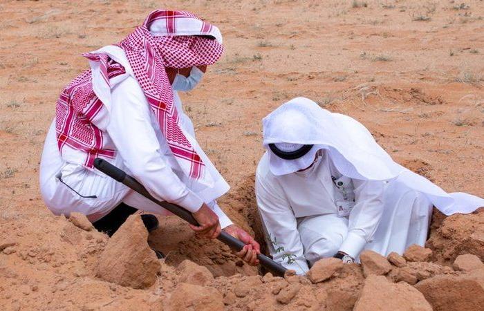 تلبية لمبادرة ولي العهد.. حملات إعادة التشجير تحد من التصحر وتستعيد التنوع الأحيائي