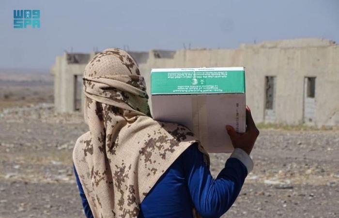 عطاءات السعودية .. السلال الغذائية الرمضانية تصل اليمن والقدس وألبانيا