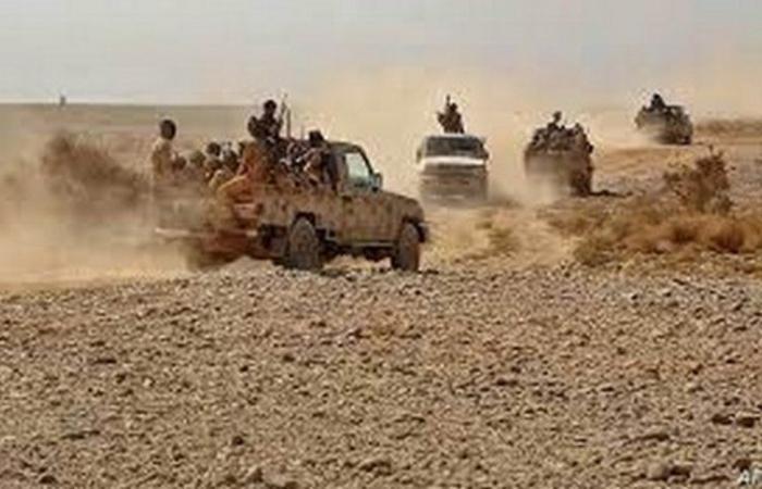 """""""الشرعية"""" تكبد الحوثيين قتلى وجرحى خلال هجمات فاشلة لهم في مأرب"""