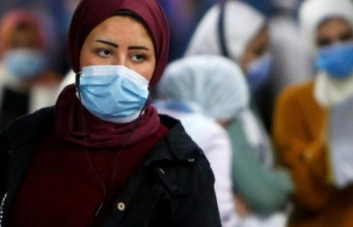 مصر تسجل 872 إصابة بكورونا و797 حالة بكوريا الجنوبية