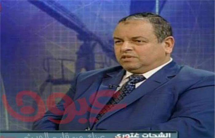 الشحات الغتوري رئيساً لمصلحة الجمارك المصرية