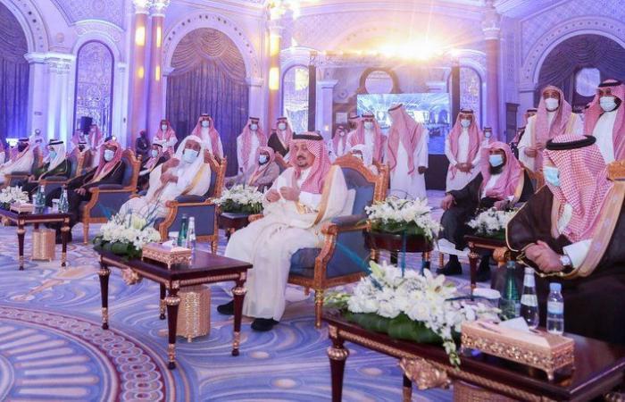 نيابة عن الملك.. أميرالرياض يرعى حفل جائزة الملك سلمان لحفظ القرآن