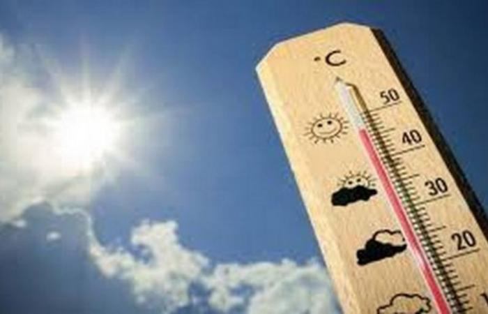 مصر.. طقس شديد الحرارة خلال الأيام الثلاثة المقبلة