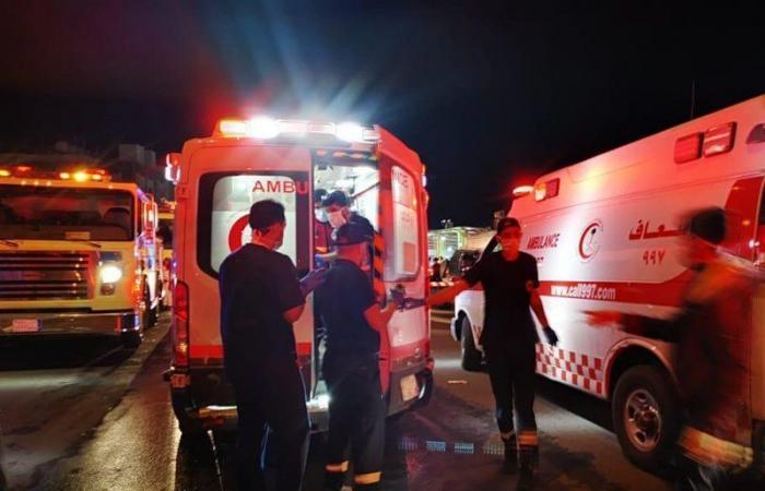 """""""هلال الطائف"""" يباشر 2430 حالة إسعافية خلال رمضان"""