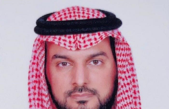 """""""عبدالله بن عياف"""" يشكر القيادة على ترقيتهإلىالمرتبة الـ14 بأمانةالرياض"""