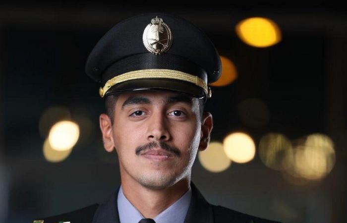""""""" العصيمي"""" يتخرج برتبة ملازم من كلية الملك خالد العسكرية"""