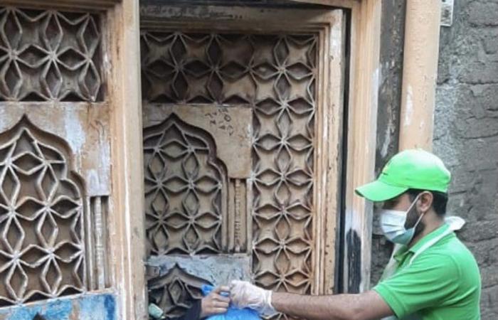 """""""إكرام مكة"""" تطعم أكثر من 600 ألف صائم من 25 حيًا منذ بداية رمضان"""