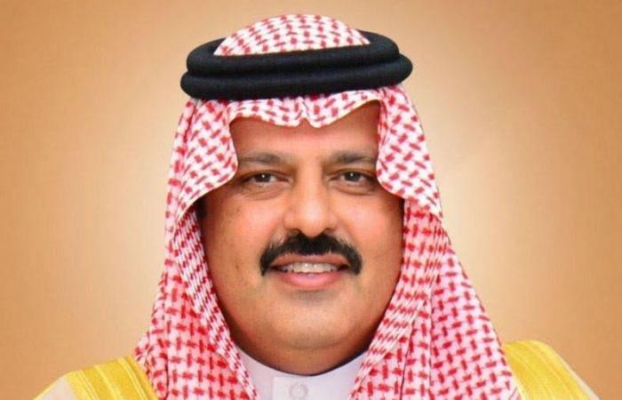 أمير حائل يوجه باستمرار العمل أثناء إجازة عيد الفطر المبارك
