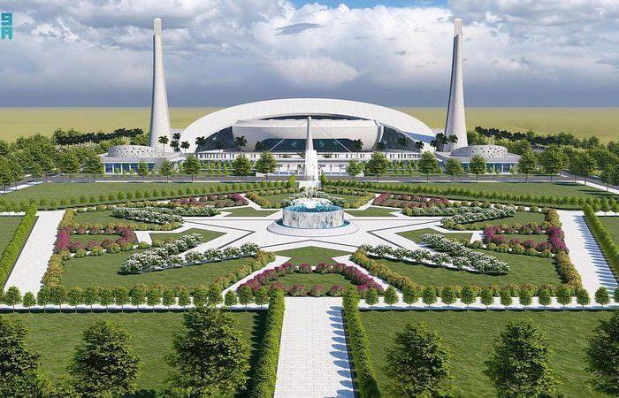 موافقة الملك سلمان على بناء مشروع جامع خادم الحرمين في الجامعة الإسلامية العالمية بباكستان