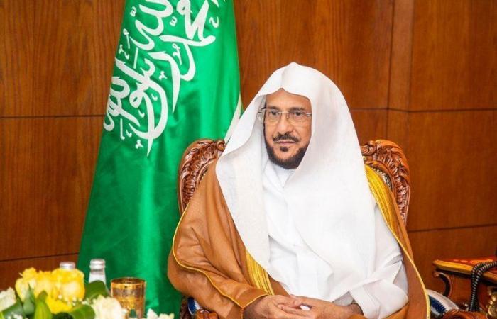 """""""آل الشيخ"""": ذكرى ولاية العهد الرابعة تمرّ وبلادنا مثالٌ يحتذى في التقدم"""