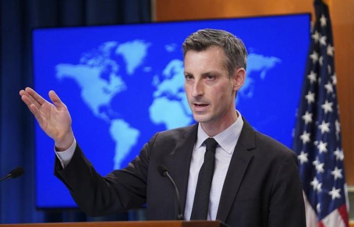 واشنطن تؤكد سعيها إلى ضمان عدم امتلاك طهران للسلاح النووي