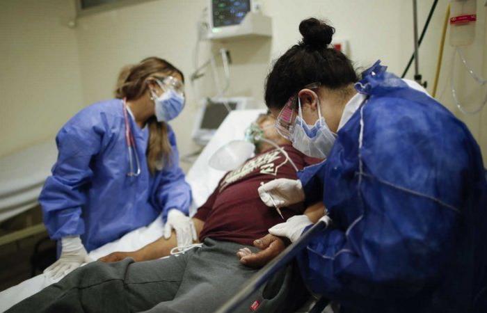 دراسة: دخول المستشفى مؤشر على هذا النوع الخطير من كورونا