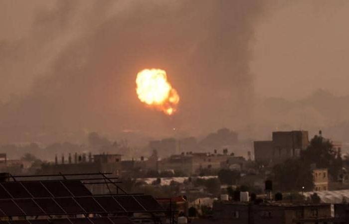 130 غارة إسرائيلية على غزة.. سقوط 24 قتيلاً بينهم 9 أطفال وإصابة 100 آخرين